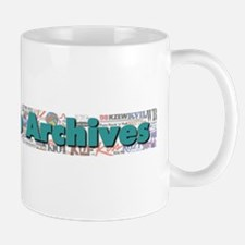 DFW Radio Archives - Bar Logo Mug