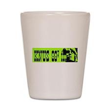 KNUS (1969) Shot Glass
