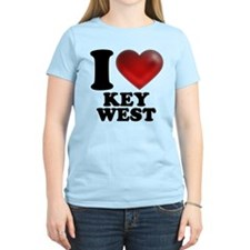 I Heart Key West T-Shirt