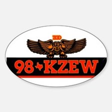 KZEW The Zoo (1983) Decal
