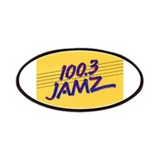 100.3 Jamz (1988) Patches