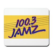 100.3 Jamz (1988) Mousepad