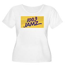 100.3 Jamz (1988) T-Shirt