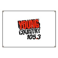 Young Country (1992) Banner