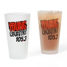 Young Country (1992) Drinking Glass