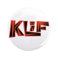 """KLIF (1960s) 3.5"""" Button"""