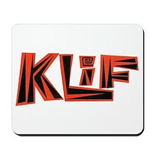 KLIF (1960s) Mousepad