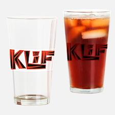 KLIF (1960s) Drinking Glass