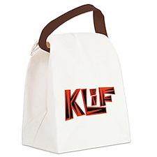 KLIF (1960s) Canvas Lunch Bag