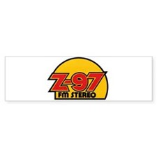 Z97 (1977) Bumper Sticker