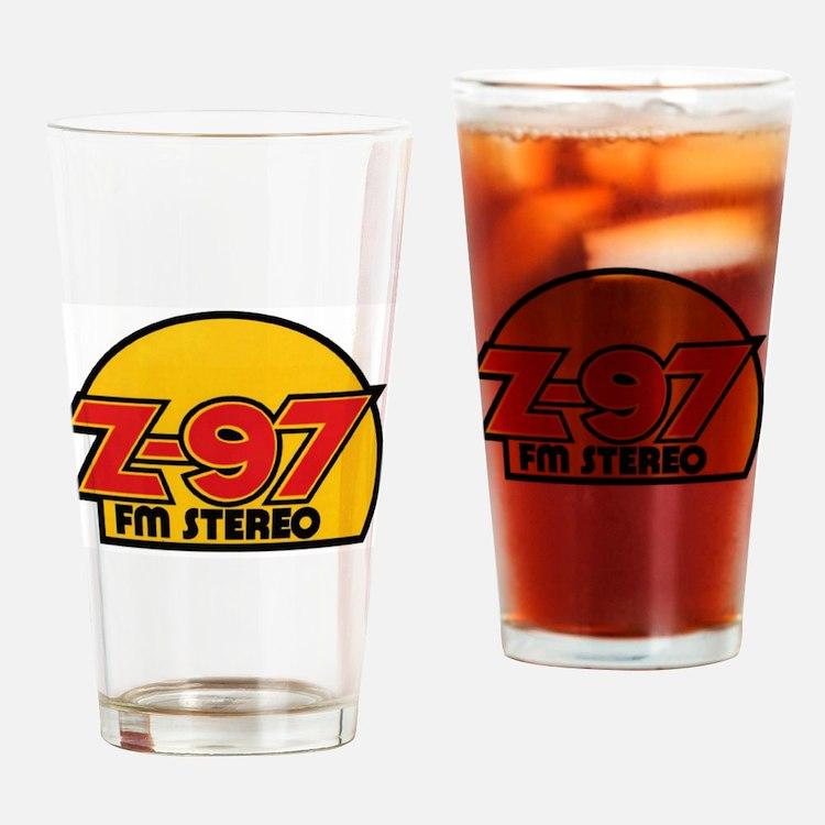 Z97 (1977) Drinking Glass
