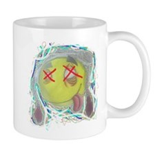 delirious smiley Mug