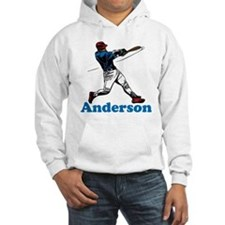 Personalized Baseball Jumper Hoody
