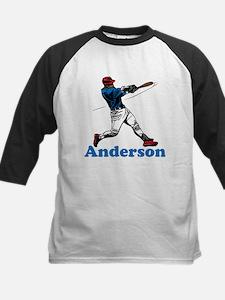 Personalized Baseball Tee