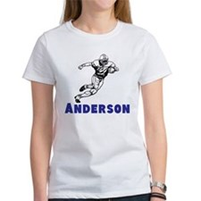 Personalized Football Tee
