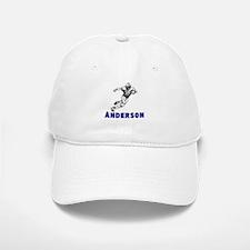Personalized Football Baseball Baseball Cap