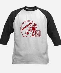 Personalized Football Kids Baseball Jersey