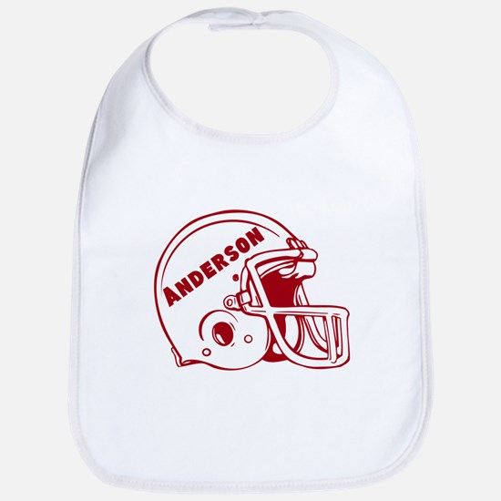 Personalized Football Bib