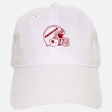 Personalized Football Baseball Baseball Cap