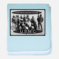 No finer fighting organization in the world USMC b