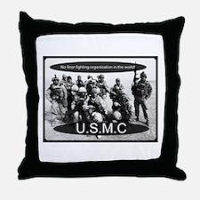 No finer fighting organization in the world USMC T