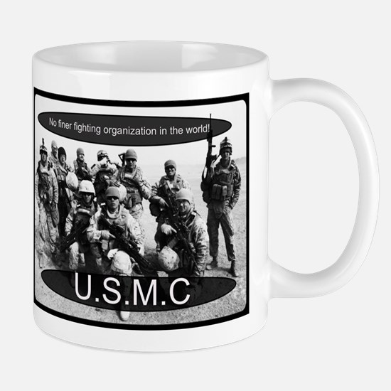 No finer fighting organization in the world USMC M