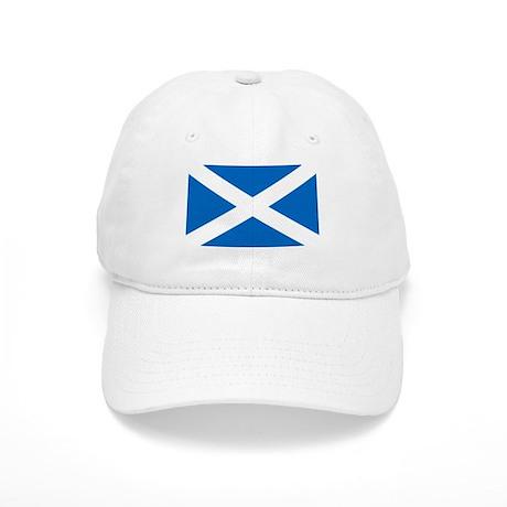 Scottish Flag Cap