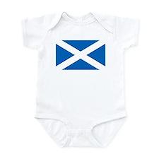 Scottish Flag Infant Bodysuit