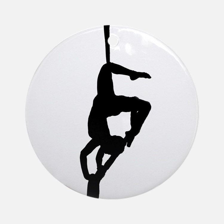 Flying Ornament (Round)