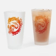 Tr-dragon Drinking Glass