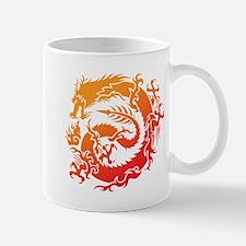 Tr-dragon Mug