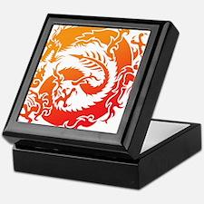 Tr-dragon Keepsake Box