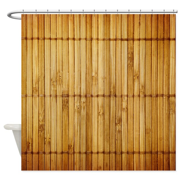 Bamboo Kitchen Curtains: Bamboo Shower Curtain By BestShowerCurtains