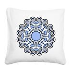 Celtic Square Canvas Pillow