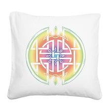 Celtic Knot Square Canvas Pillow