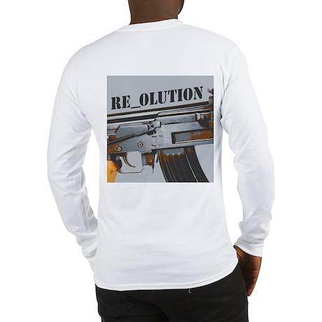 RE_OLUTION Long Sleeve T-Shirt
