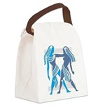 Gemini Canvas Lunch Bag