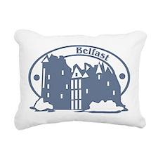 Belfast Rectangular Canvas Pillow