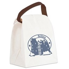 Belfast Canvas Lunch Bag
