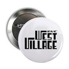 West Village NYC Button