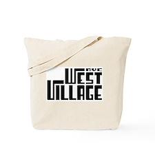 West Village NYC Tote Bag