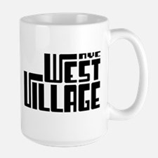 West Village NYC Mug