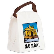 Mumbai Canvas Lunch Bag