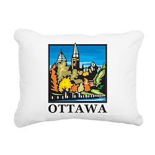 Ottawa Rectangular Canvas Pillow