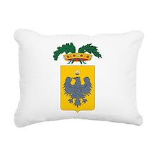 Pisa Coat Of Arms Rectangular Canvas Pillow