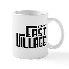 East Village NYC Mug