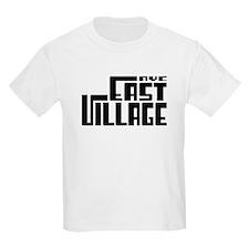 East Village NYC Kids T-Shirt