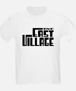 East Village NYC Kids T-Shirt