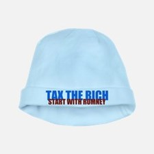 Tax the rich baby hat