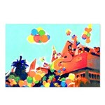 The Pride Festival Party Postcards (Package of 8)